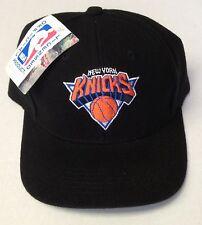 NBA New York Knicks Youth Snapback Black Cap Hat NEW!