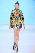 Alexander McQueen Runway Plato's Atlantis Jelly Fish Dress Museum Piece 40 WOW!!