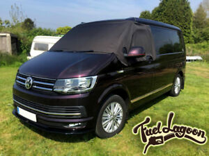 VW T6 Screen Cover Black out Blind Window Wrap deluxe