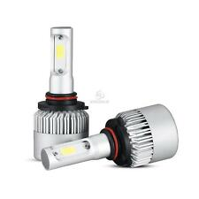 160W 9005 HB3 LED Headlight Bulbs Car Head Light 6500K Fit Chevrolet Silverado