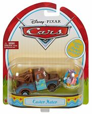 Disney Pixar Cars 2017 Easter Mater IMPERFECT PACKAGING