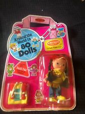 1982 Remco U.s.a. Indian Around the World in 80 Dolls Holland Doll Nip