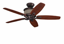 "Emerson 48"" Ceiling Fan Callan Oil Rubbed Bronze w/ Walnut Blades CF110ORB"