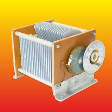 80 – 1500 pF 2 kV VARIABLE AIR HAM RADIO RUSSIAN CAPACITOR
