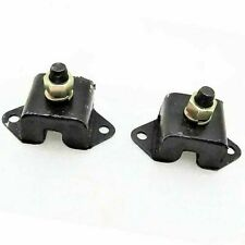 Engine Mounts Nuts Pair For Willys Ford Jeep MB GPW M38 M38A1 CJ2A CJ3A CJ3B @as