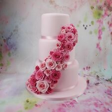 FMM Easiest Rose Ever Cutter - 4 sizes of rose - sugar roses