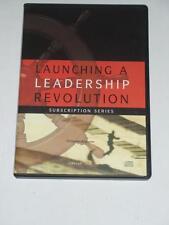 4-CD Set LAUNCHING A LEADERSHIP REVOLUTION Life Leadership 2015 LLR 660-663