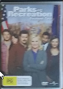 Parks & Recreation - Parks and Recreation: Season Two [4 Discs] Region 4 DVD