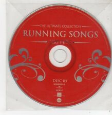 (FF774) The Ultimate Collection, Running Shoes - Disc 4 Only - 2012 CD