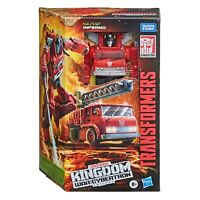 Transformers Generations War for Cybertron Kingdom Voyager Inferno 210401