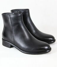 07's A series China PLA Army Officer Uniform Winter Cattle Leather Wool Boots