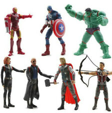 marval avengers 7pc figure set