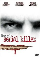 Diary of a Serial Killer (DVD, 2003) LN Rare OOP Out of Print Hard to Find HTF