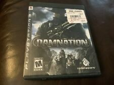 PS3 Game, Damnation