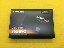 MZ-76E500B/AM Samsung 860 EVO 500GB 2.5in SATA Internal SSD MZ-76E500 New Sealed