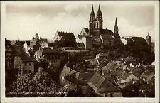 Meißen Meissen Sachsen 1931 gelaufen nach Niendorf Lokstedt Burgberg Dom Kirche