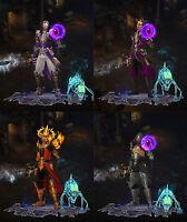 Diablo 3 RoS PS4 [SOFTCORE] - All Classes Ancient Sets [Check Images] [24 Sets]