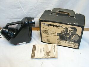 Vintage Rainbow Crafts Magnajector Image Magnifying Projector Toy in Box