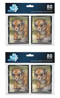 160 ct. StarCityGames Tiger Standard Size Card Sleeves MTG Pokemon TCG CCG