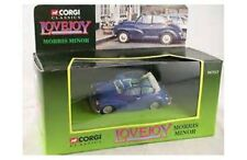 CORGI CLASSICS 96757 LOVEJOY MORRIS MINOR diecast model car blue body 1:43rd