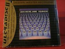 "MFSL-UDCD 647 JEAN MICHEL JARRE "" EQUINOXE "" (24KARAT GOLD-CD/FACTORY SEALED)"