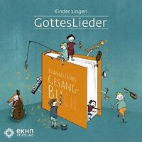 KINDER SINGEN GOTTESLIEDER - GOTTESLIEDER  CD NEU