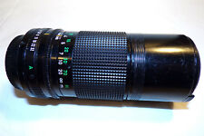 Canon FD 200mm F/4 Telephoto Lens