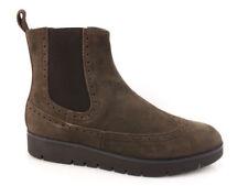 Geox  D Blenda A Suede Ankle Boots- Chestnut UK 7.5 EU 41 JS42 45