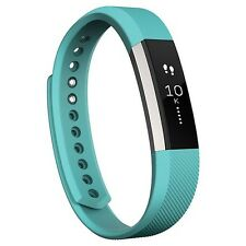 Fitbit Alta Smart Activity and Sleep Tracker Fitness Wristband Size small - Teal
