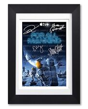 FOR ALL MANKIND CAST SIGNED POSTER TV SHOW SEASON SERIES PHOTO AUTOGRAPH GIFT