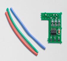 Nintendo 64 N64 RGB Amp THS 7316 (7314 upgrade) mod kit NTSC