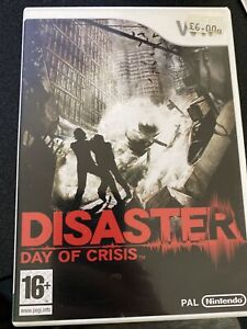 Disaster Day Of Crisis (Nintendo Wii)