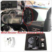 New Windshield Wind Elevator Remote Control Switch For BMW R1200GS ADV 2013-2017
