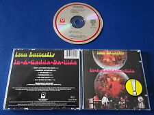 IRON BUTTERFLY - in a gadda da vida - CD ALBUM 1990