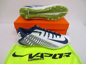 NIKE VAPOR CARBON ELITE 2014 TD CLEATS FOOTBALL 631425 140 MENS SHOES NEW