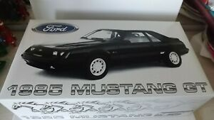 1:18 SCALE GMP  MODELS #8061 1985 FORD MUSTANG 5.0 GT
