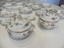 DINETTE ANCIENNE important lot 29 pièces faience porcelaine de paris ?