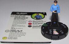 DR. MCCOY 020 Star Trek Away Team Wizkids HeroClix