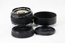 Olympus G.Zuiko 50mm f/1.4 f 1.4 Auto-S Lens for OM-System, OM
