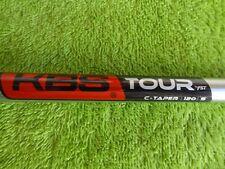 KBS TOUR C-TAPER 120 S FLEX IRON SHAFT