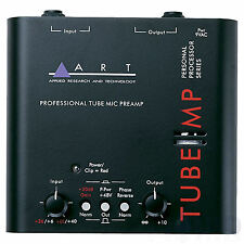 Art Audio Tube MP Studio 1 Channel Pre-Amp/Processor Amplifier NEW! 2DAY DELIVER