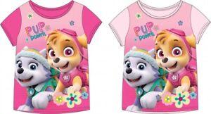Paw Patrol Mädchen T-Shirt 98-128 cm