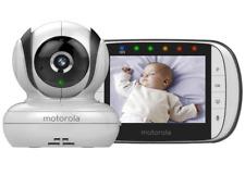 Motorola MBP36S 3.5 Pulgadas Pantalla Color Video Baby Monitor de visión nocturna de sonido