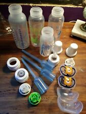 Dr. Browns Bottles And Pacifier Lot