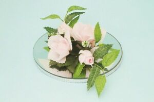 "6 pcs 12"" Round Centerpiece Mirrors Wedding Decorating Wholesale (GA, USA)"