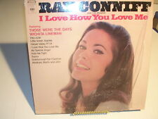 Ray Conniff and the Singers I Love How You Love Me Columbia CS 9777 VG+ / VG