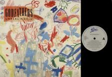"""GODFATHERS Unreal World  12"""" Ps, 4 Tracks Inc Something Good About You/This Is Y"""