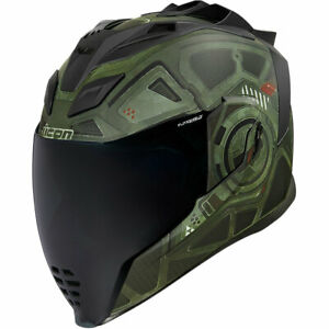2022 Icon Airflite Full Face DOT Motorcycle Helmet - Pick Size / Graphic