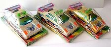 3 Toy Police Cars>New In Package> Free U.S. Shipping