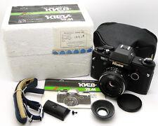 *NEW* KIEV-19M 19 Nikon F Mount SLR 35mm Camera ARSAT-N H 2/50 (HELIOS-81N) Lens